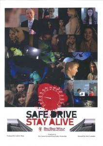Safe Drive Stay Alive Medium