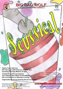 Seussical Flyer